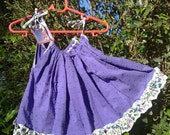 Violet Twirl dress size 3-6mths last one ON SALE