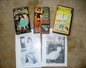 MATURE Bettie Page Lot Nude Bondage Striporama VHS Fond Memories Rockabilly 50s Pin Up Naughty