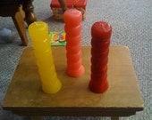 7-Knob Candles