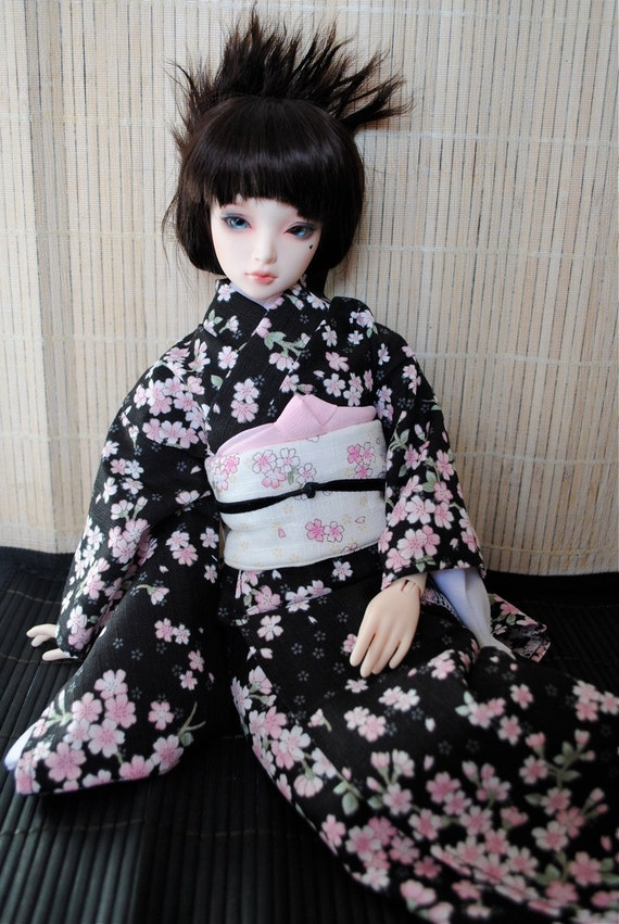 MSD Kimono Pattern (Slim and JID) - Updated