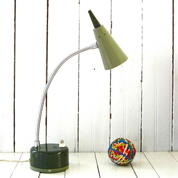mid century desk lamp. Black Bedroom Furniture Sets. Home Design Ideas