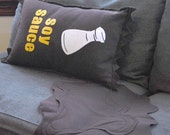 Soy Sauce Pillow and Spill-- Perfect for Boyfriends, Foodies and Kids