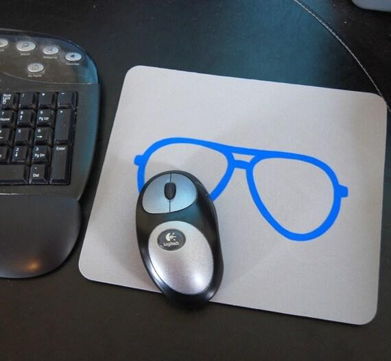 ANNUAL SALE Eyeglasses Mousepad