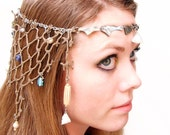 Caught at Sea - Mermaid Headdress