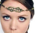 Garden Fairy Wedding Circlet