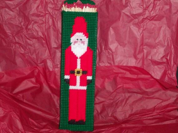 Santa Match Stick Holder