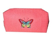 SALE Coral Butterfly Case