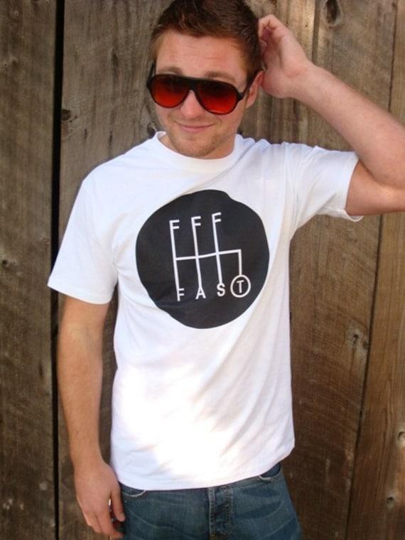 Men's GEARSHIFT T shirt - S,M,L,XL,2XL