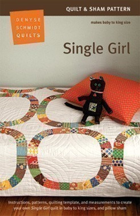 Denyse Schmidt Single Girl Quilt Pattern
