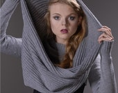 CLEARANCE - 64% OFF - Neverending Scarf - last one - in Lavender ONLY