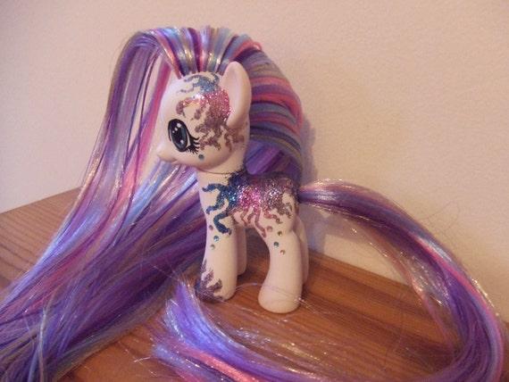 Glitterbomb My Little Pony Custom