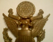 Vintge WWII Hat or Uniform Pin