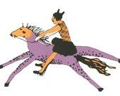 Purple Ride