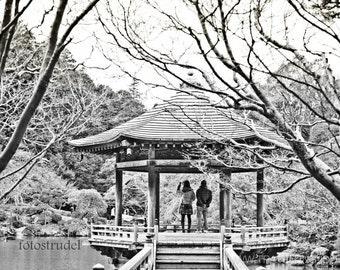 Japan Fine Art Photograph. You and Me. Narita, Japan 8x12