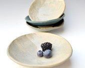 handmade Urban Rustic ceramic bowl  prep bowl desert bowl cloud gray pottery Bowl  minamalist ceramics