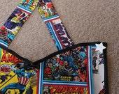 Captain America Apron RESERVED FOR ROCKINBABES