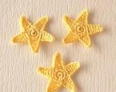 Crochet Star (1.5 inches) - star-05