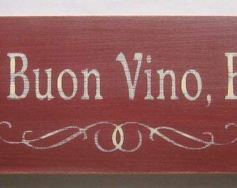 Popular items for aged distressed on Etsy - Distressed Wine Signs