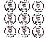 CUSTOM ORDER-Rankin Red Devils