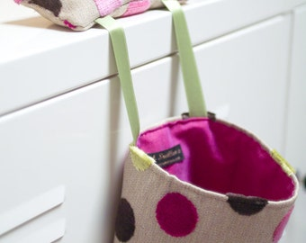 Sew Tidy Portable Sewing Bag and Pincushion pdf Pattern