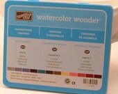 Watercolor crayons-NEW