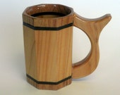 Faceted Willow Mug