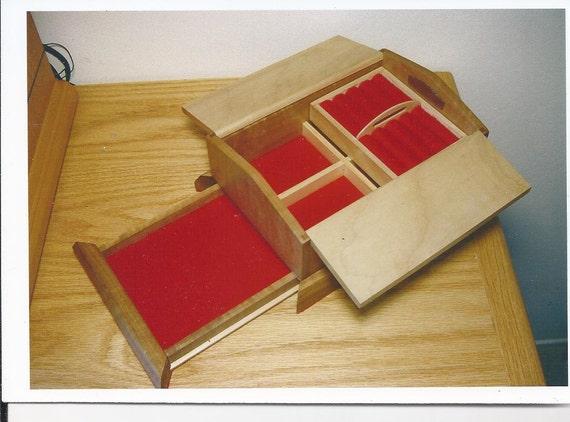 Jewelry Box / Hidden Drawer