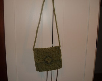 Crocheted Purse or Bag