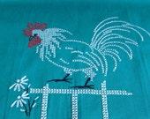 Rooster Towel