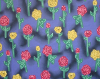 Polyester Roses