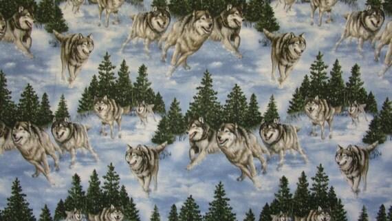 Wolves - 1 yard