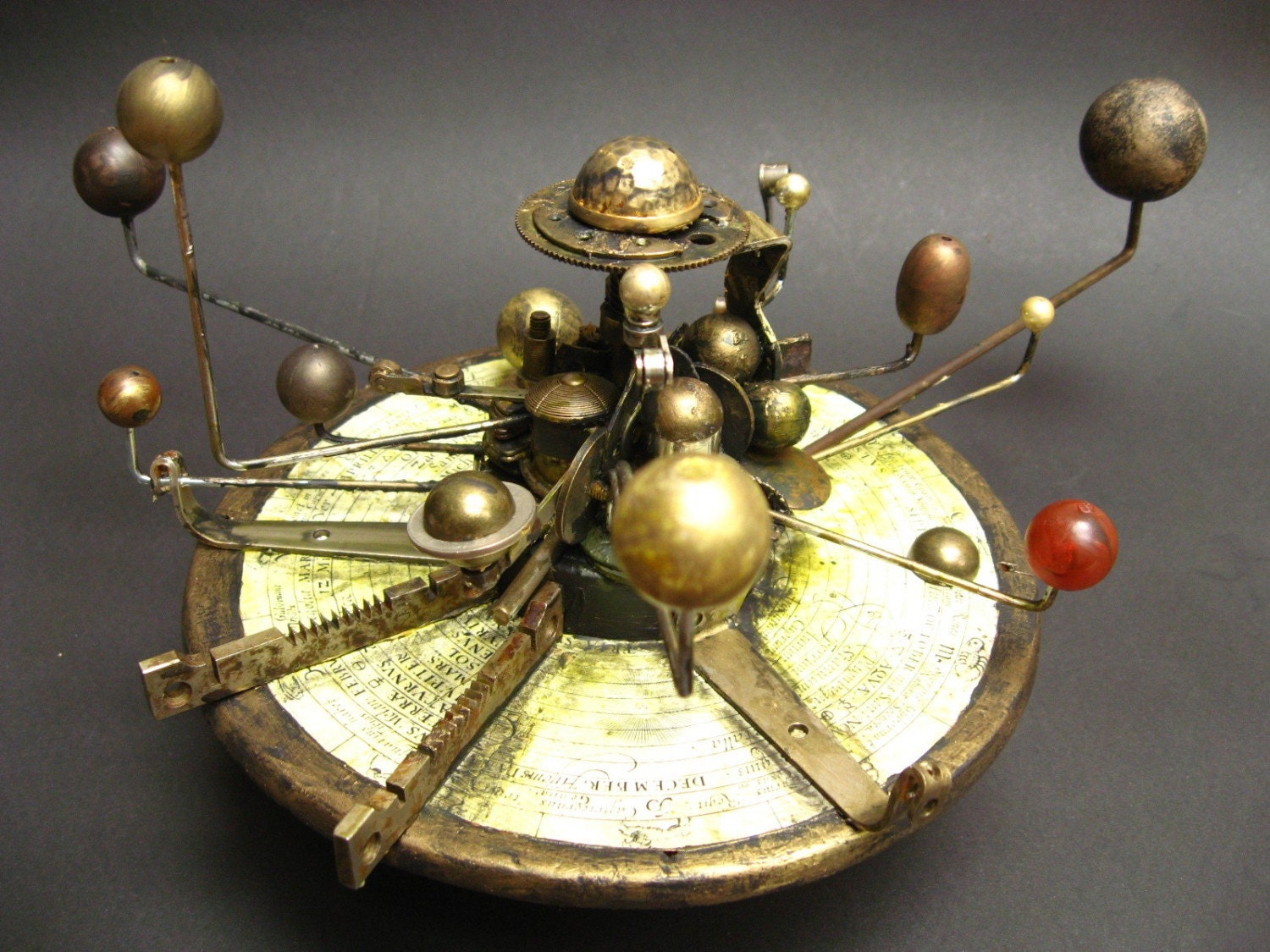 solar system orrery - photo #1
