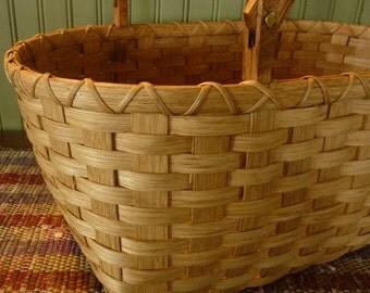 Twin-Handled Market Basket