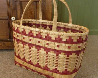 Quilter's Tote Basket
