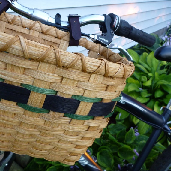 Bicycle Basket - Customized Colors