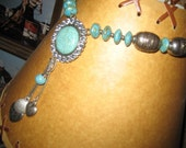 SALE Necklace for the Turquoise Lover