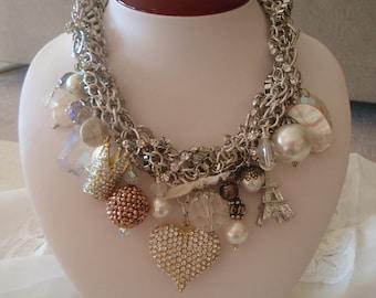 Elegant  Charm Necklace