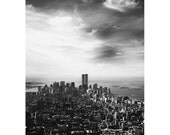 Twin Towers, New York City - 20cm x 30cm (8 x 12) Photographic Print