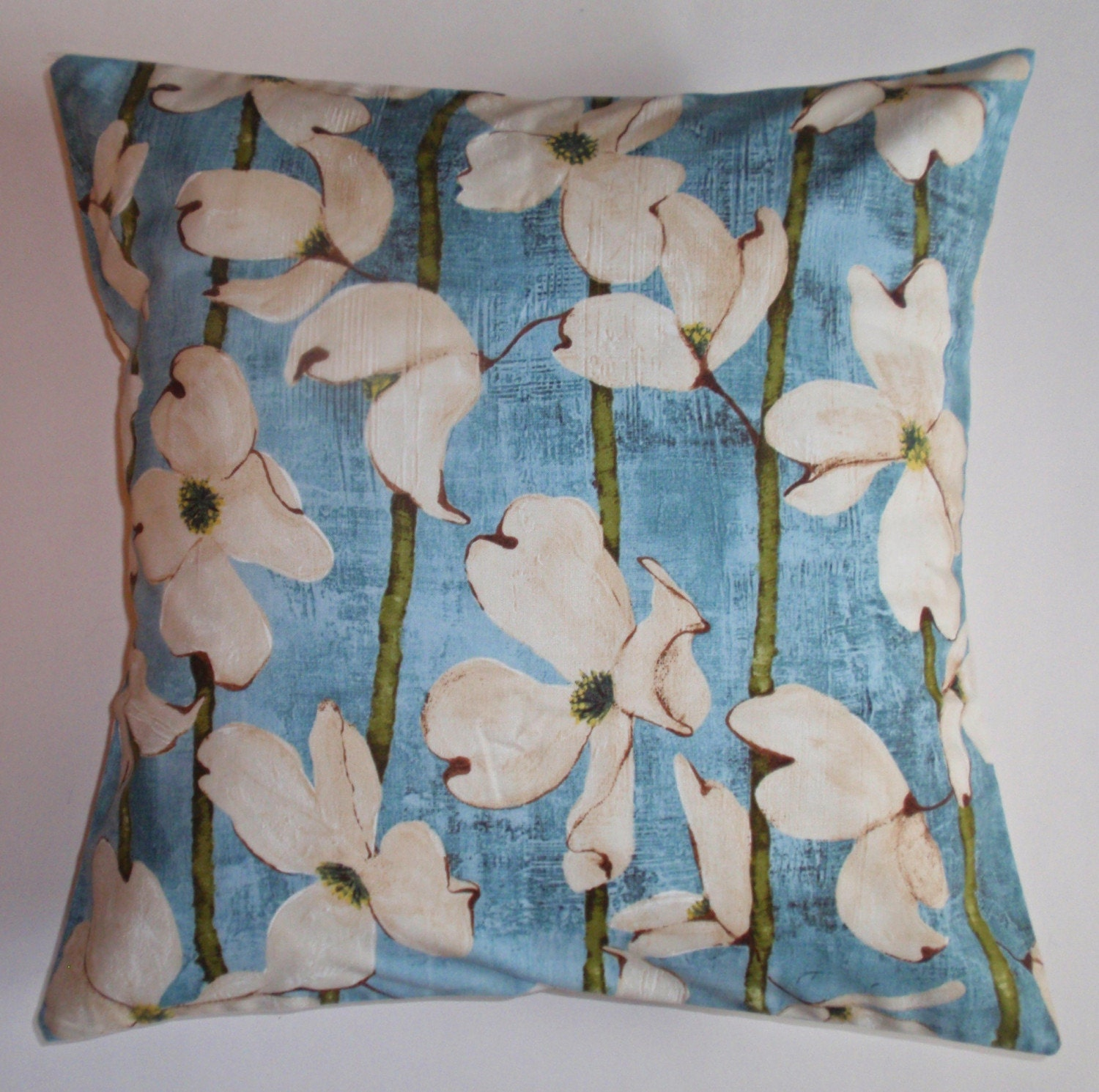 Throw Pillow With Removable Cover : Throw Pillow 16x16 Removable cover sewn with Laura Gunn s
