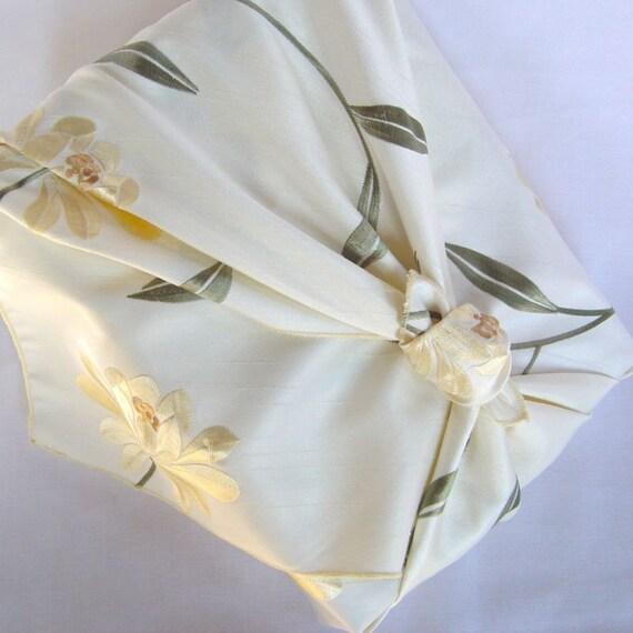 furoshiki - myfuroshiki faux silk reusable gift wrap