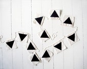 Not your Granny's Bunting No. 8 (Black)