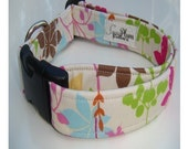 Dog Collar: The Bella- Adjustable Dog Collar