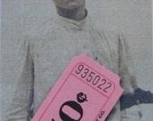 Two Dozen Pink 50cent tickets lot