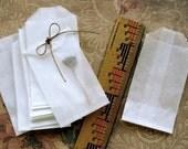 One Dozen Sweet Little Tiny Glassine Bags