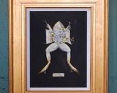 "Frog Print - ""Birthday"" - Open Edition Giclee Print"