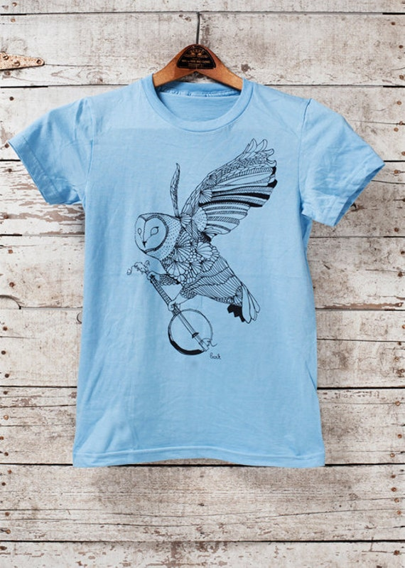 ON SALE - Being discontinued - Limited stock - Ghost Banjo - womens t-shirt - by Simka sol