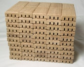 White Oak Soap Rest - Wholesale 100 - pack