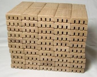 White Oak Soap Rest - Wholesale 100 - pack (RB12)