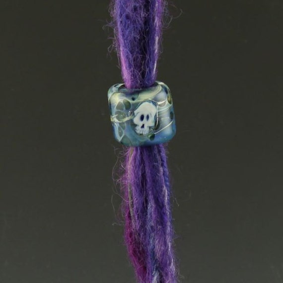 ocean treasure dread bead