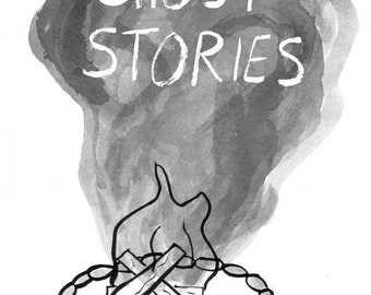 Ghost Stories by Aaron Brassea